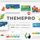 3 in 1 Themepro Pitch Deck  Bundle Powerpoint Template - GraphicRiver Item for Sale