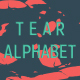 Tear Alphabet - VideoHive Item for Sale
