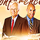 Conference Church Flyer - GraphicRiver Item for Sale