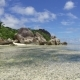 African Island Beach in Indian Ocean - VideoHive Item for Sale