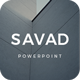 Savad Powerpoint Template