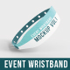 Event Wristband Mock-Up
