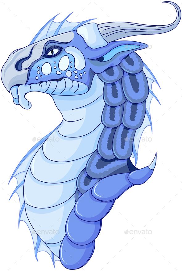 Magic Dragon - Monsters Characters