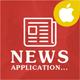 iOS News App - Swift4 - CodeCanyon Item for Sale