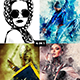 Action Art Photoshop Action Bundle