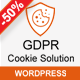 WP Cookie Allow - Complete GDPR Cookie Consent Solution for WordPress - CodeCanyon Item for Sale