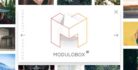 ModuloBox - NextGen Lightbox Plugin for WordPress - CodeCanyon Item for Sale
