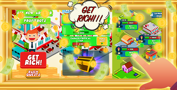 Who Wanna Be Millionaire - Fun - Addictive - Android - Unity3D - CodeCanyon Item for Sale