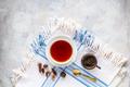 Cup of hot black tea - PhotoDune Item for Sale