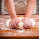 Female hands making dough - PhotoDune Item for Sale