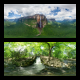 Environment Panoramas PACK #2 - Parks, Forests & Rivers