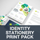 Identity Stationery Print Pack