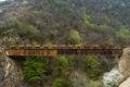 Old train of the mines of Akhtala, Armenia - PhotoDune Item for Sale