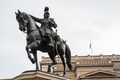 Statue of Theodoros Kolokotronis in Athens, Greece - PhotoDune Item for Sale