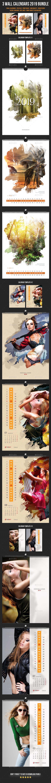 Creative Wall Calendars 2019 Bundle 3 - Calendars Stationery