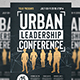 Urban Leadership Conference-Graphicriver中文最全的素材分享平台