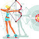 Female Archer Character - GraphicRiver Item for Sale