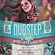 Club Event Flyer / Poster Vol.14 - GraphicRiver Item for Sale