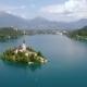 Slovenia Beautiful Nature - Resort Lake Bled - VideoHive Item for Sale