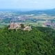 Hohenzollern Castle, Germany. Aerial FPV Drone Flights - VideoHive Item for Sale