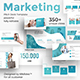 Marketing Pitch Deck Powerpoint Template - GraphicRiver Item for Sale