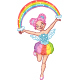 Rainbow Fairy - GraphicRiver Item for Sale