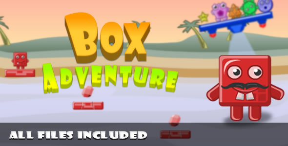 Box Adventure / (C2 + C3) Game Platform            Nulled