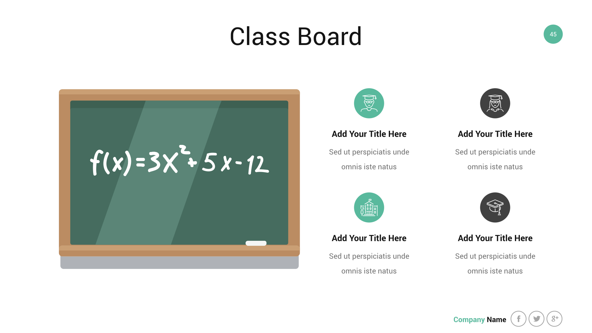 education and learning keynote presentation templatespriteit, Technology In The Classroom Free Presentation Template, Presentation templates