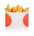 Fried potato wedges - PhotoDune Item for Sale