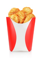 Chicken nuggets box isolated - PhotoDune Item for Sale