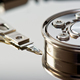 open hard drive - PhotoDune Item for Sale