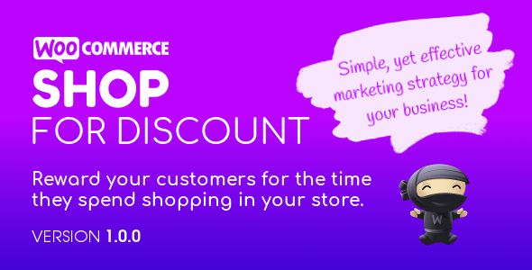 WooCommerce Shop for Discount (Marketing)