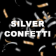 Silver Confetti - VideoHive Item for Sale