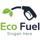 Eco Fuel Logo Template - GraphicRiver Item for Sale