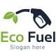 Eco Fuel Logo Template