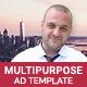 Multipurpose Banner (MU002) - CodeCanyon Item for Sale