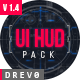 UI FUTURE PACK v1.4/ Monthly FREE HUD Update/ Call-Outs/ Transitions/ Text placeholder/ Interface - VideoHive Item for Sale