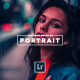 21 True Portrait Workflow Lightroom Presets