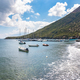 Yachts at the marina on Vulcano Island - PhotoDune Item for Sale