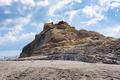 Yellow sulfur rock on Vulcano Island - PhotoDune Item for Sale