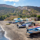 Boats on the beach on Vulcano Island - PhotoDune Item for Sale