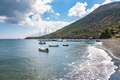 Yachts at the marina on Vulcano Island - PhotoDune Item for Sale