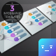 Modern Infographic Choice Templates (3 Items) - GraphicRiver Item for Sale