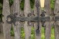 Forged Iron Hinge - PhotoDune Item for Sale