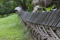 Branch Garden Fence