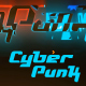 Cyberpunk Glitch Logo - VideoHive Item for Sale
