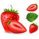 Strawberry - GraphicRiver Item for Sale