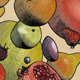 Fruits Fall Drawing - VideoHive Item for Sale