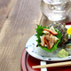 sazae ( horned turban shell ) sashimi, traditional japanese seafood dish - PhotoDune Item for Sale