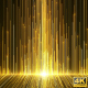Gold Light Streaks Background - VideoHive Item for Sale